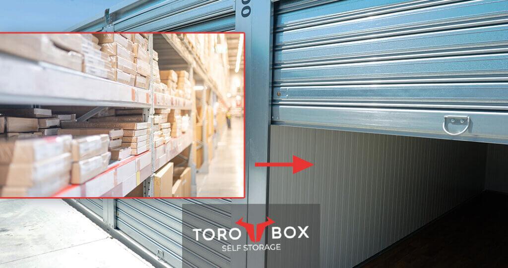 Torobox skladišta su optimalna za držanje lagera i robe
