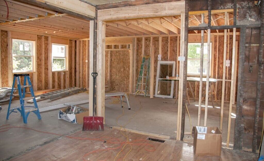 Renoviranje nekretnine nije izvodljivo bez privremenog uklanjanja nameštaja